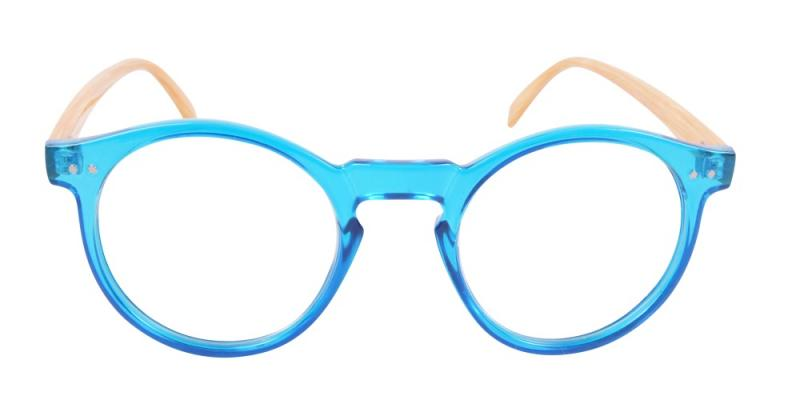 Luton - klarblå front
