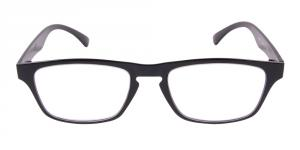 Rugby - läsglasögon i svart - front