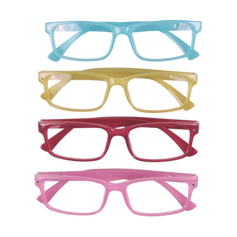 Scotland pastell - set med fyra par läsglasögon (+ 1.00) 2acc4d36aa8a8