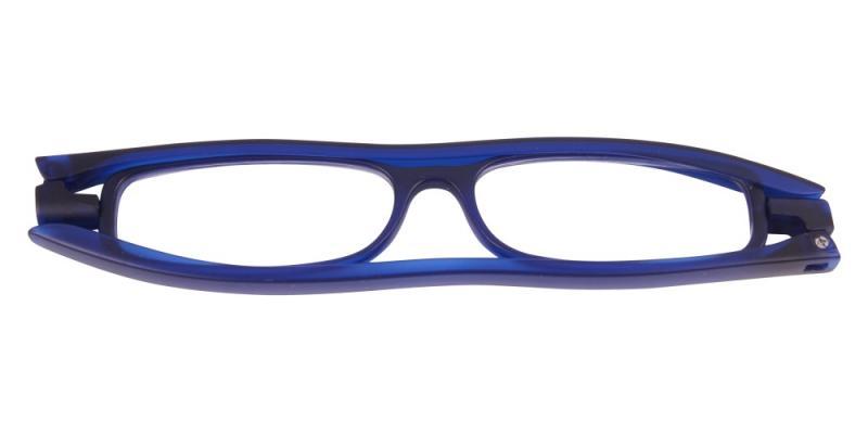 Hopvikbar modell i blått