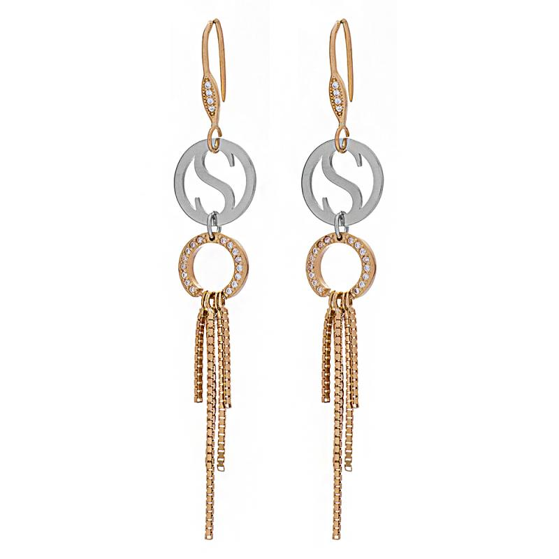 Tessa - Läckra örhängen i äkta sterlingsilver