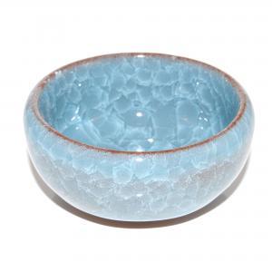 Liten turkos keramikkruka