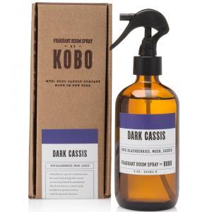 Roomspray, Dark Cassis, Kobo, Woodblock