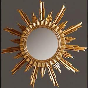 Sunburst spegel - SLUTSÅLD