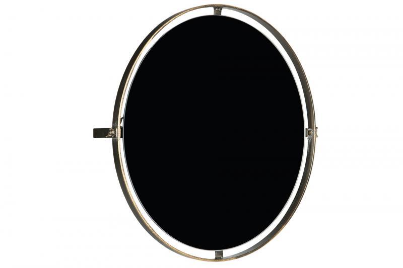 Spegel, Rund och vinklingsbar 52x8x49cm