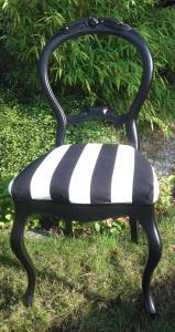 Stol Black stripe