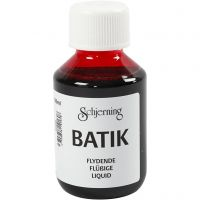 BATIKFÄRG PINK 100ML