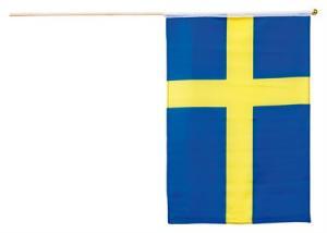 Svenska Flaggan 40x30cm