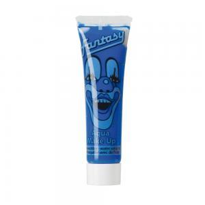 Ansiktsfärg på tub 15ml Blå