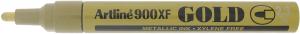 ARTLINE MARKER METALLIC 999XF 2,3MM GULD