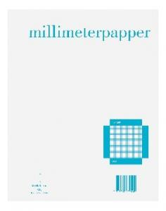MILLIMETERPAPPER I BLOCK A4
