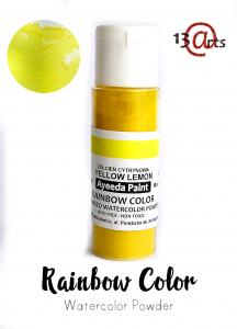 13 Arts Rainbow Color YELLOW LEMON