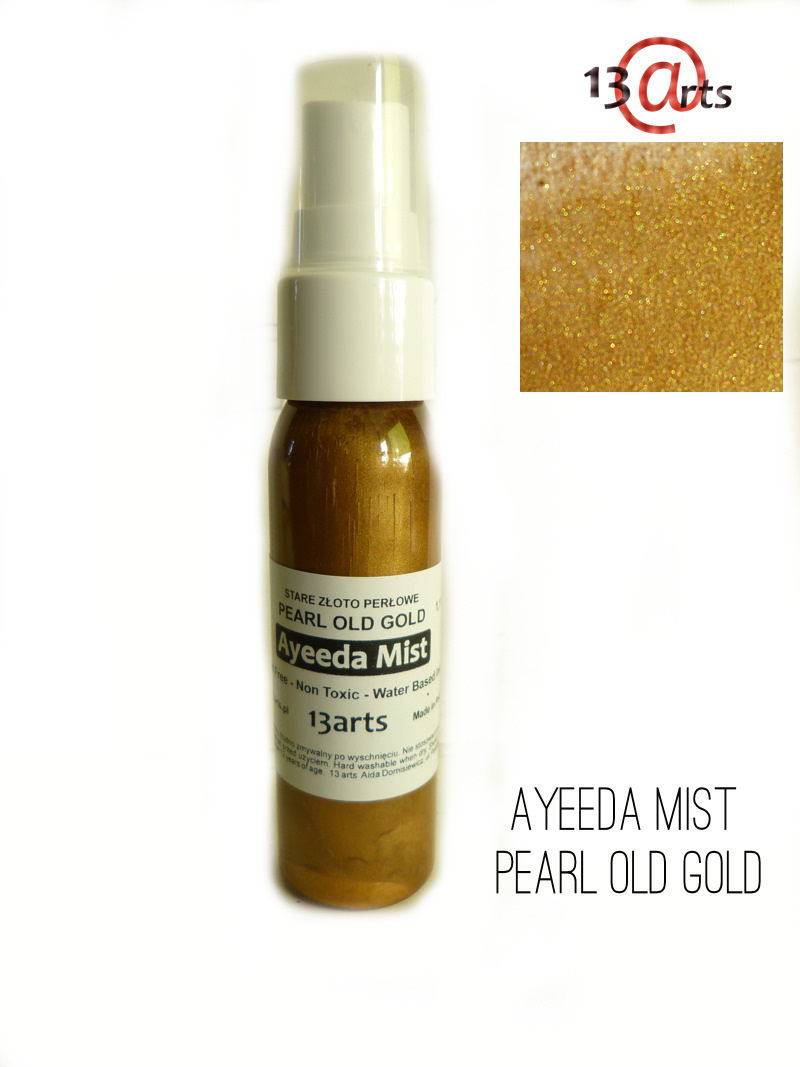 13 Arts Pearl Mist - OLD GOLD