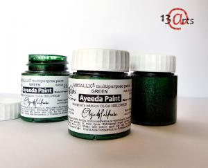 13 Arts Paint Metallic  GREEN