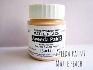 13 Arts Paint Matte PEACH