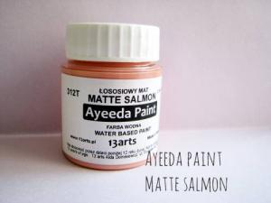 13 Arts Paint Matte SALAMON
