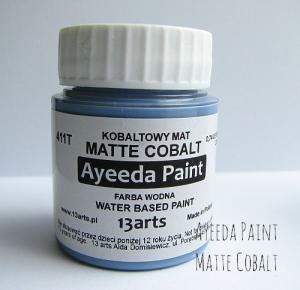 13 Arts Paint Matte COBALT
