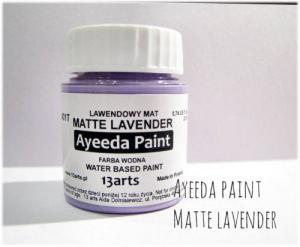 13 Arts Paint Matte LAVENDER