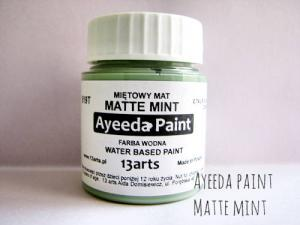 13 Arts Paint Matte MINT