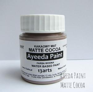 13 Arts Paint Matte COCOA