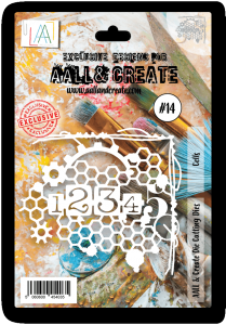 AALL & Create Die Set #14 - Cells