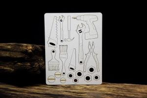 Industrial Factory - Tools Set - SnipArt