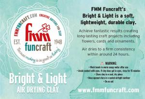Bright and Light Clay - FMM