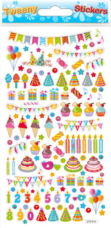 Stickers PARTY - Tweeny