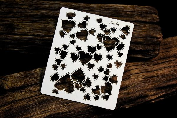 Background - Hearts - SnipArt