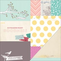 Dear Lizzy 5th&Frolic Extraordinary Awenue - American Crafts