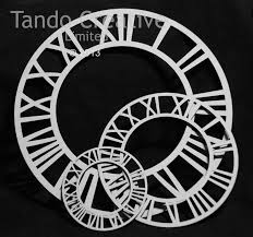 3 Clocks in 1 - Tando Creative