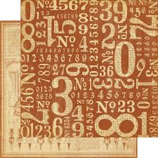 OLDE CURIOSITY SHOPPE COLLECTION - COUNTING DOWN - GRAPHIC 45