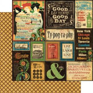 TYPOGRAPHY COLLECTION - TYPOGRAPHY - GRAPHIC45