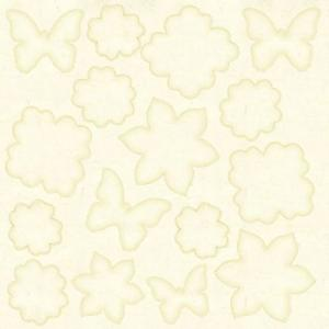 Mistable Canvas Sheet  Butterfly - Prima