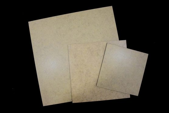 Triptych – SQUARES – MDF - SnipArt