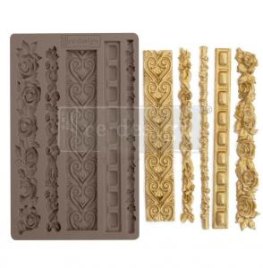 ELEGANT BORDERS Re-Design Decor Mould - Prima