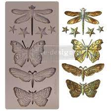 INSECTA AND STARS Mould - Prima Marketing