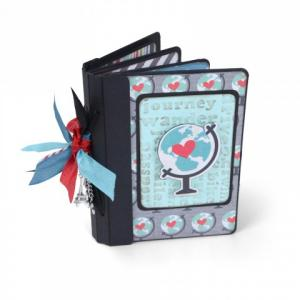 Sizzix ScoreBoards PASSPORT BOOK - Sizzix