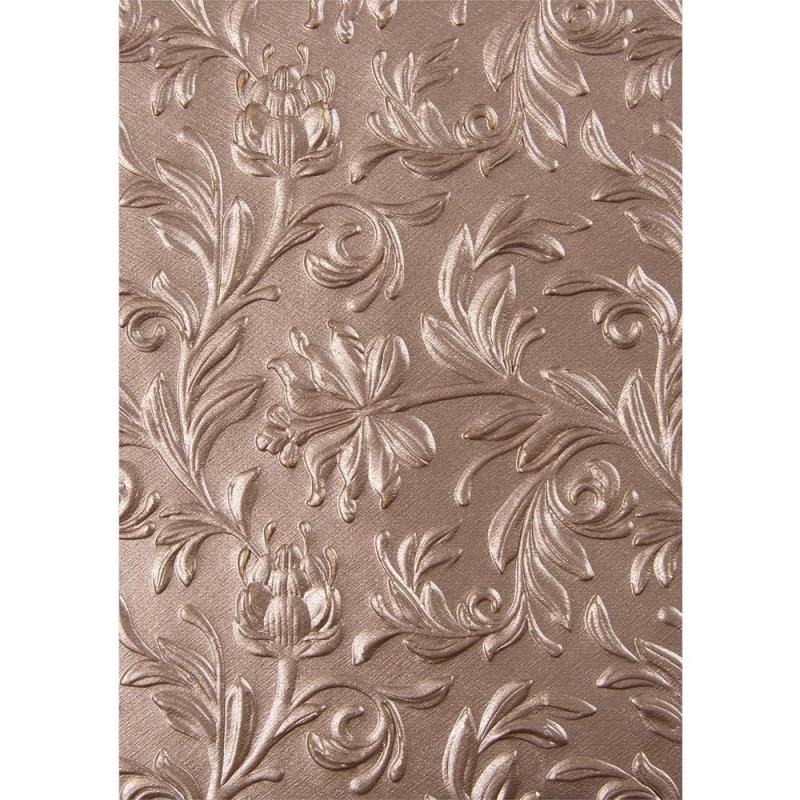BOTANICAL 3D Texture Fades Embossing Folder By Tim Holtz