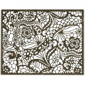 INTRICATE LACE Thinlits - Tim Holtz - SIZZIX