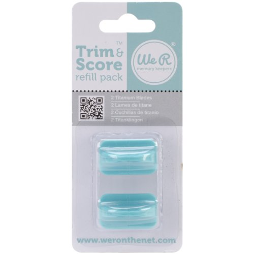 We R Memory Keepers - Trim and Score Refill Blades