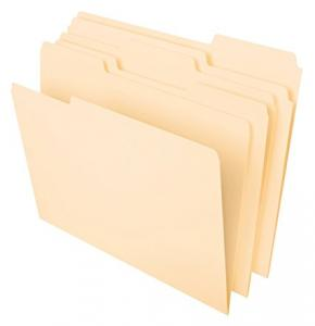 Manilla File Folders 30 pack - Pendaflex