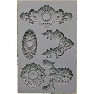 Vintage Art Decor Mould Escucheons 2