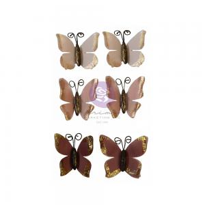 Prima Flowers SHARON ZIV - 6pc - BUTTERFLY CHASE