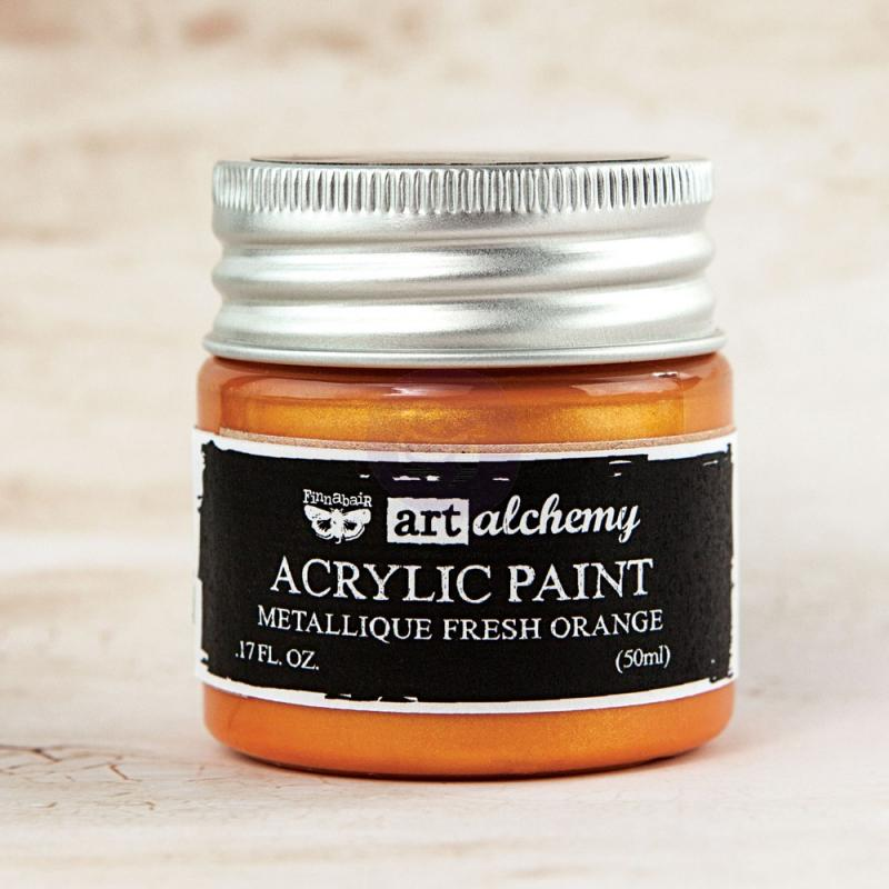 Fresh Orange- Art Alchemy-Acrylic Paint