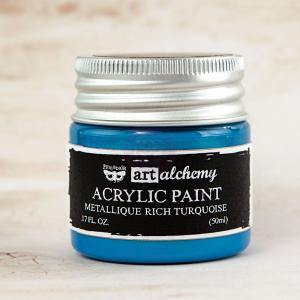 Rich Turquoise-Art Alchemy-Acrylic Paint