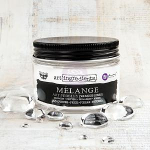 Mèlange Art Pebbles - Art Ingredients - Finnabair