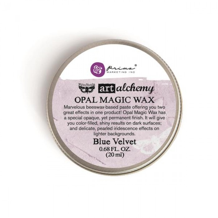 Art Alchemy Wax Opal Magic BLUE VELVET