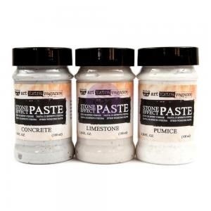 Art Extravagence Stone Effect Paste Set - Finnabair