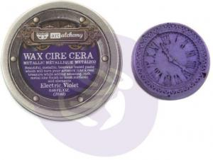 Metallique Wax ELECTIC VIOLET